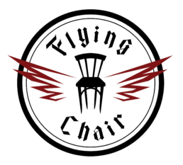 Flying Chair Logo Chair Wings Red